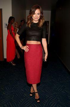 Las mejor vestidas de la semana - Olivia Wilde