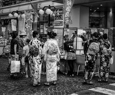 Yukata Times by Chaz Wright on 500px