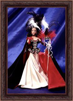 Illusion Barbie Mattel #18667 de 1998 Barbie Venetian Opulence Mattel #24501 de 2000 Barbie Rendez-vous Mattel #20647 de 1998