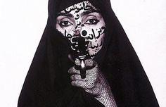 Yüzlerin Ötesinde Olan Kadınlar 'Allah'ın Kadınları'/ Shrin Neshat