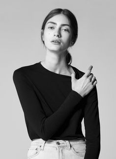 Everlane x Tanya Moss = minimalist perfection