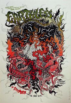 Earthless - Arrache-toi Un Oeil - 2014 ----