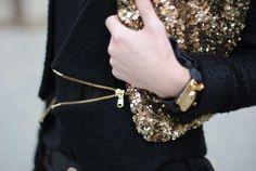 Sequins & Zippers
