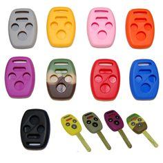 Honda Accord Silicone Rubber Remote Key Cover 2003-2012