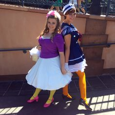 Dapper Day at Disneyland Is Like Traveling Back in Time