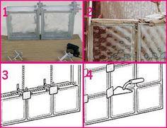 Los bloques de vidrio, aplicaciones y caracteristicas   De Arkitectura