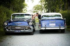 '57 Chevys Bel Air Car, 1957 Chevy Bel Air, 1957 Chevrolet, Custom Classic Cars, Chevy Girl, Wedding Photos, Wedding Ideas, Impalas, Classy Cars