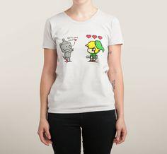 Heart Seeker — $25 | 59 Clever T-Shirts Every Geek Will Appreciate