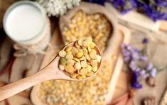Εναλλακτικές πηγές πρωτεΐνης όταν θέλουμε να περιορίσουμε το κρέας Light Diet, Tips Belleza, Allergies, Diet Recipes, Cereal, Vegetables, Breakfast, Health, Soya