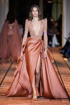 Zuhair Murad Spring 2020 Couture Fashion Show mahfouz collection lacroix automne Elie Saab saab saab printemps chakra hobeika à porter ward murad Elie Saab Couture, Haute Couture Style, Haute Couture Dresses, Spring Couture, Terani Couture, Dior Couture, Couture Week, Juicy Couture, Zuhair Murad Bridal