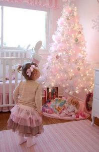 Oh Christmas Tree: There has never been a one-tree per family rule, so why not let each of the kids have a tiny tree for their room? Encourage them to choose a décor theme that best suits their personality or interests. From favorite color, to racecars to Frozen – it's the perfect opportunity for your kids to unleash their creative spirit.