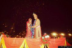 Real Wedding - Indian Wedding - Real Couple- Real Bride- Shaadimagic - Wedding