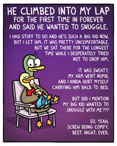 208 Brutally Honest Parenting Comics That Are Impossible Not To Laugh At - A Mother's Love - Humor Parenting Humor, Kids And Parenting, Single Parenting, Parenting Advice, Fowl Language Comics, Me Quotes, Funny Quotes, Baby Quotes, Brutally Honest
