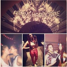 On instagram by julez.we #hakkuh #gabbermadness (o) http://ift.tt/1JDKePX Army of Hardcore   Weihnachten mit der zweiten Familie :) #armyofhardcore #christmas #hardcore #uptempo #earlyhardcore #frenchcore #gebretter #endlesslove #friends #gabberinas #hakkeparty  #eskalation #partyhard #schwabbel #yeah