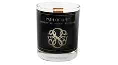 Alex and Ani Path of Life Candle with soft hints of vanilla tonka beans, zesty lime, and warm nutmeg
