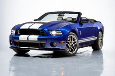 2013 Ford Shelby GT500 Convertible - 2012 Chicago Auto Show