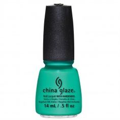 Neon On The Shore Sunsational Nail Polish Collection - Keepin It Teal