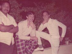 Yiyi, Carlitos y Sisito