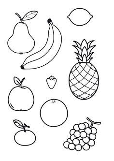 Een fruitmandje maken voor Puk, thema Hatsjoe