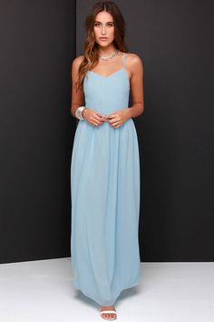 Out of this Whirl Periwinkle Blue Dress - Blue dresses- Products ...