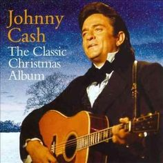 Johnny Cash - The Classic Christmas Album: Johnny Cash, Black