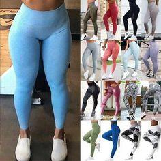Women Butt Lift Yoga Pants High Waist Leggings Workout Stretch Jogger Trousers O 34 Weeks Pregnant, Yoga Pants, Online Price, High Waist, Joggers, Capri Pants, Trousers, Leggings, Workout