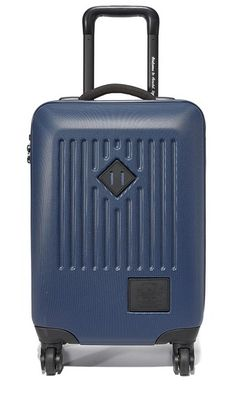 HERSCHEL SUPPLY CO. Trade Carry-On Suitcase. #herschelsupplyco. #bags #travel bags #nylon #suitcase #