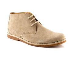 Hush Puppies at Barratts in the UK. £45 which is about $70. Should wait till we visit in September. Last time I was there I got two cheapo pairs for £19 each. OK I'm finished with suede boots.