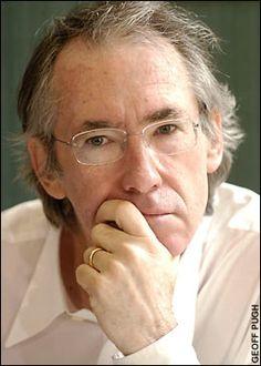 Ace author Ian McEwan