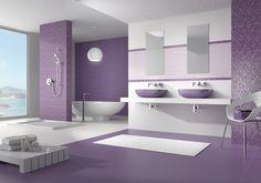 Какой подобрать кафель к ванной цвета фуксии от пользователя  «Elenainantwerp» на Babyblog.ru