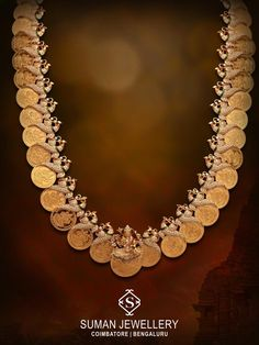 Shop from our enticing range of today! Necklace at Suman jewellery are your next wardrobe essential. Antique Jewellery Designs, Gold Jewellery Design, Silver Jewellery, Jewellery Shops, White Gold Jewelry, Indian Jewelry, Wedding Jewelry, Gold Necklace, Pandora Necklace