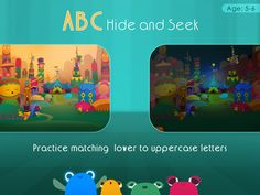 Must have app for kids 2-6 years old