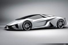 2017 Lamborghini Diamante Concept