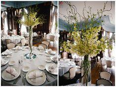 Toledo Club Wedding. Toledo Flowers by Bartz Viviano Flowers, Wedding table flower arrangements