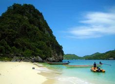 How to choose between Thailand's islands