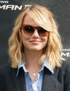 Emma Stone | 24 Photos Of Celebrity Bobs You Should Take To The Salon
