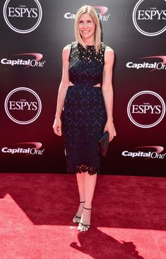 Marie Tillman attends the 2016 ESPYS at Microsoft Theater on July 13, 2016 in Los Angeles, California.
