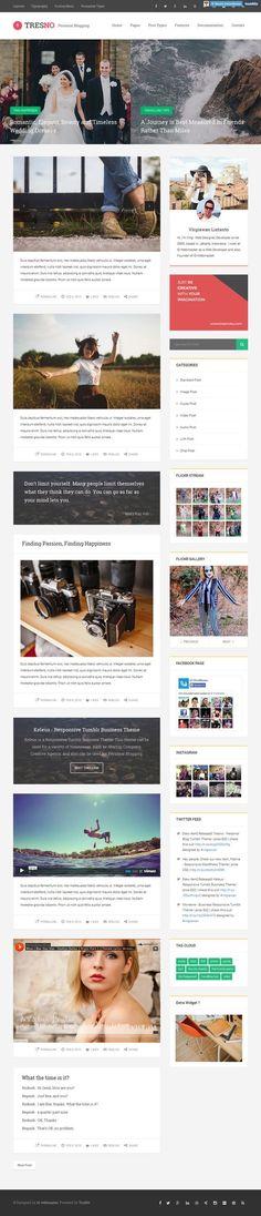 Tresno - Personal Blog Tumblr Theme. Download: http://themeforest.net/item/tresno-personal-blog-tumblr-theme/10370524?ref=skarin