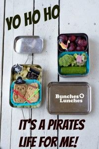 Pirate Bento Lunch f...