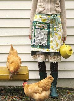chicken lover I am