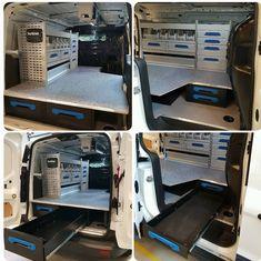 Van Racking, Office Floor Plan, Van Storage, Studio Setup, Fence Design, Workshop, Floor Plans, Vans, Trucks