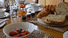 Brae House B&B Aberfeldy Perthshire Best B, Bed And Breakfast, Scotland, House, Food, Home, Essen, Meals, Homes