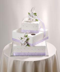 Hochzeitstorten bei Groissböck, Torte S - Hochzeitstraum, 112 Tortenstücke, 578€