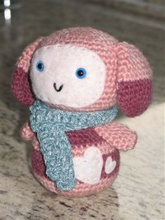 Owlephunny free pattern {crochet me}