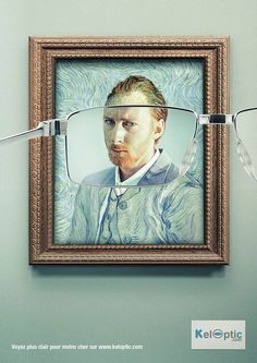 van gogh clarified :) creative-print-ads-11