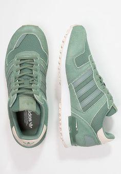 size 40 bd0fe 4c7e5 Bestill adidas Originals ZX 700 - Joggesko - trace green for kr 999,00 (
