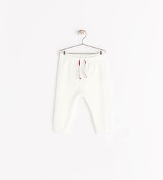 ZARA - COLLECTION AW14 - TROUSERS WITH ELASTIC WAIST