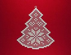 Grand Sewing Embroidery Designs At Home Ideas. Beauteous Finished Sewing Embroidery Designs At Home Ideas. Christmas Tree Embroidery Design, Lace Christmas Tree, Etsy Christmas, Christmas Crafts, Christmas Design, Embroidery Designs Free Download, Free Machine Embroidery Designs, Tattoo Dentelle, Freestanding Lace Embroidery