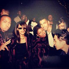 Timbaland, Aaliyah, Missy Elliott, and Ginuwine. Rip Aaliyah, Aaliyah Style, Her Music, Music Is Life, Dope Music, Afro, Jazz, Missy Elliot, Musica