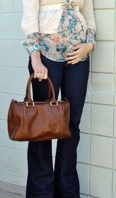 Hawley: What I'm Lovin' Wednesday: Professional Maternity Fashion This.